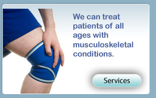 Services our physical therapists provide