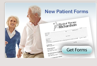 Forms for our physical therapy patients